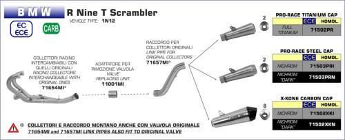 BMW R Nine T Scrambler 16